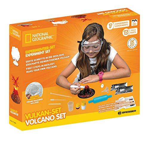 National Geographic 9130200 - Experimentierkasten Vulkan