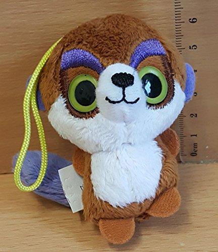 mcdonalds-happy-meal-toy-2016-yoohoo-friends-character-bag-hanger-pookee-meerkat