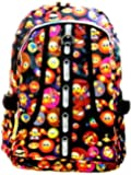 XIAOMEI Colourful Cartoon A4 Backpack 8130L for Travel, Holiday, School or College etc.