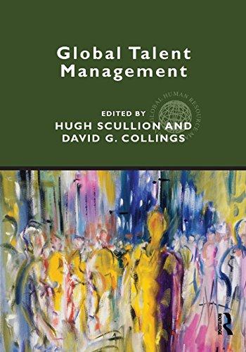 Global Talent Management (Global HRM)