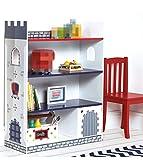 Kindermöbel Bücherregale Prinzessin Bücherregale Europäische Bücherschränke freie Kombination ( Farbe : 1 )