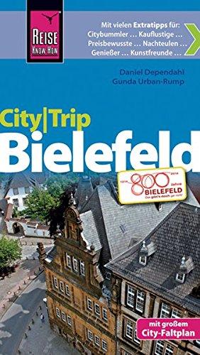 Reise Know-How, Bielefeld, CityTrip: Reiseführer mit Faltplan und kostenloser Web-App