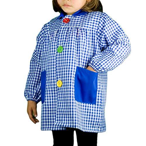 KLOTTZ 4887-901B-AZUL-4 - BABI CUADROS GUARDERIA niños
