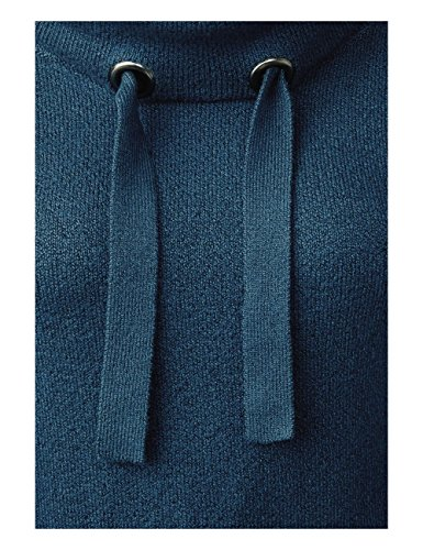 Cecil Damen Pullover Blau (Deep Petrol Blue 11087)