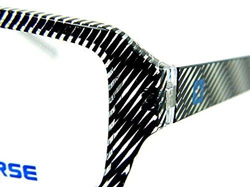 Converse New RX Eyeglasses - Digital (50-15-135) Crystal-Stripe