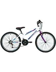 """New Star 80EM001A - Bicicleta BTT 24"""" para niña"""