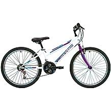 New Star-Bicicletta BTT, telaio da 24'', bambina