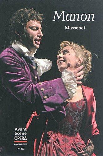L'Avant-Scène Opéra, N° 123 : Manon