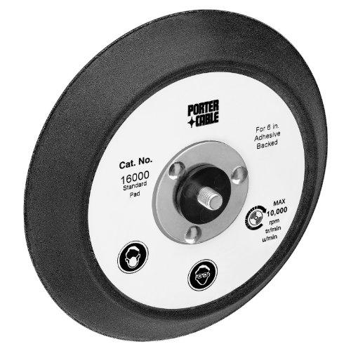 porter-cable 160006in Standard-Pad für 7336und 97366Random Orbit Sander (Portercable Sander)