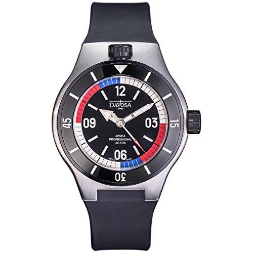Davosa Swiss Apnoe 16156955Diver Automatik Analog Herren Armbanduhr