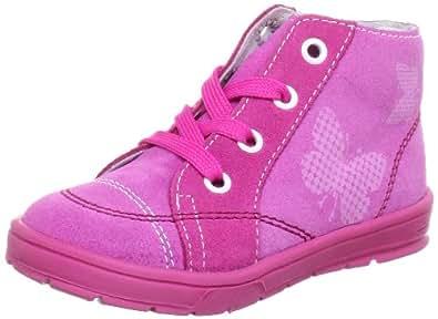 Richter Kinderschuhe Mozart 0121-12-3701, Baby Mädchen Lauflernschuhe, Pink (lollypop/fuchsia 3701), EU 20