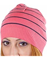 Adidas Bl Knit Hat E75718 Damen Moda Cap