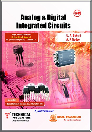Analog and Digital Integrated Circuits for UoM (IV-Electrical-2012 course)