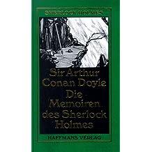 Sherlock Holmes - Werkausgabe in 9 Bänden: Sämtliche Romane und Erzählungen.