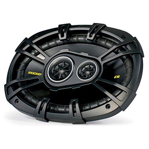 Kicker CS693 | CS6934 - 6x9 Zoll (16x23cm) Oval Koax Lautsprecher (Kicker Lautsprecher Car Audio)