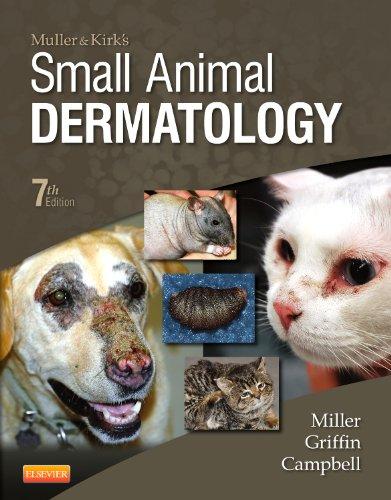 Muller and Kirk's Small Animal Dermatology (Jr Miller)