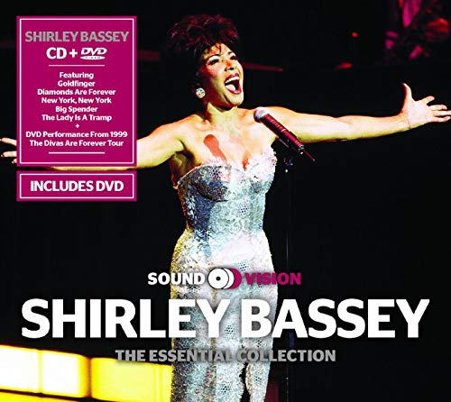 Essential Collection (CD+Dvd) (Shirley Bassey-cd)