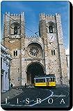 Artimagen Imán Catedral Lisboa 45x70 mm.