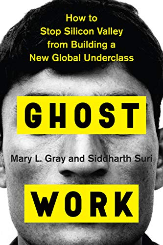 Ghost Work: How to Stop Silicon Valley from Building a New Global Underclass (English Edition)