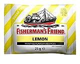 Best Sore Throat Drops - Fishermans Friend Multi Buy 25 g Lemon Sugar Review