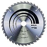 Bosch Professional Kreissägeblatt (für Holz, AußenØ: 305 mm, Bohrung: 30 mm, Zubehör für Kapp- und Gehrungssäge)