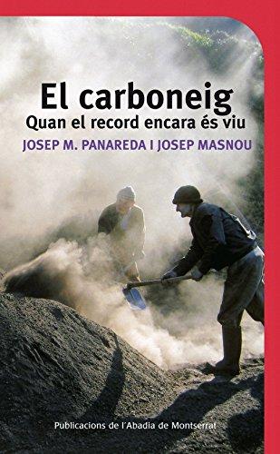 El carboneig ha estat una activitat forestal de gran importància econ.mica i paisatgística a la muntanya catalana, que a la dècada de 1950 s'acabà gairebé de cop a conseqüència de la introducció de productes energètics f.ssils. Aquest llibre té com a...
