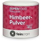 Superfood framboise poudre secouer (1x 80g) certifié biologique et végétalienne