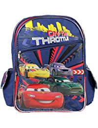 Disney's Cars BackPack Full Size- Disney's Cars School Bag Large