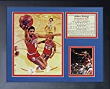"Legends Never Die ""Julius Erving 76ers"" Framed Photo Collage, 11 x 14-Inch - Best Reviews Guide"