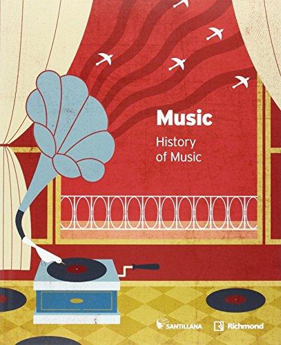 MUSIC HISTORY OF MUSIC 3 ESO