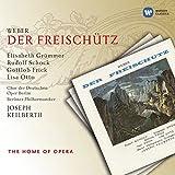 Der Freischütz · Oper In 3 Akten (1985 Digital Remaster), 3. Akt: Schaut, O Schaut! Er Traf Die Eig'ne Brauit - Ja, Laßt Uns Die Blicke Erheben (Finale III: Agathe - Ännchen - Max - Kaspar - Kuno - Ottokar - Eremit - Chor)