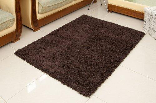 moderno-shaggy-5-cm-3-kg-per-sq-metri-tappeto-120-x-160-marrone-cioccolato