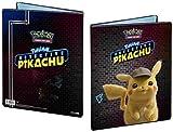 Ultra Pro E-15203 Detective 9 Pocket Portfolio-Pikachu, Multi