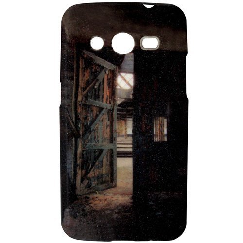 Casotec Designer Soft TPU Back Case Cover for Samsung Galaxy Core 2 G355H  available at amazon for Rs.125