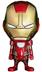 Avengers Age of Ultron figure Cosbaby (S) Iron Man Mark XLIII 9 cm