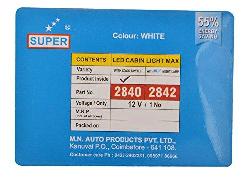 Super 2840 LED Cabin Light (12V)
