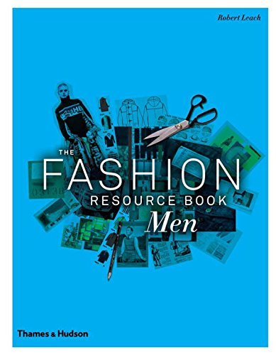 The fashion resource book : men /anglais