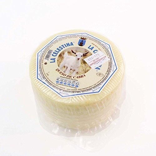 Quesos Corcuera - 1 Ganzer Laib Original Spanischer Ziegenkäse / Queso de Cabra Käse