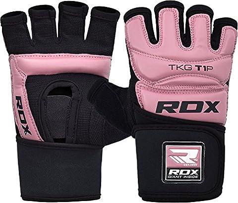 RDX Femme Taekwondo Gants d'entraînement Karaté WTF Art Martiaux Boxe Sparring TKD Grappling Protection de Main