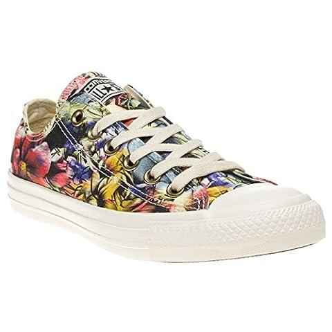 Converse Fleur - Converse - Chaussures 'All Star' - All