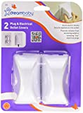 Best Dreambaby Outlets - Dreambaby Plug and Outlet Cover, White Review