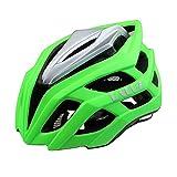 Laluz V20 Bici Casco Adulto L(Verde)