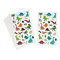 Animal Stickers - 36-Sheet Scrapbook Stickers for Kids Birthday Party Favors, Assorted Designs