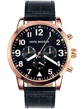 Mark Maddox Herren-Armbanduhr Ch