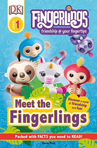 Meet the Fingerlings.