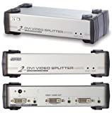 Aten® VS-162 DVI Video Splitter mit Audio 2-fach
