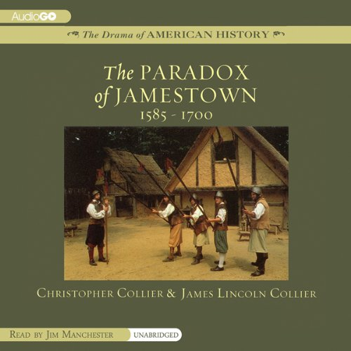 The Paradox of Jamestown  Audiolibri