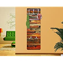 Perchero - Stack of Plants 139x46x2cm, percheros, perchero de pared, perchero pared, percheros pared, percheros modernos