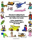 Deutsch-Albanisch Zweisprachiges Bilderwörterbuch der Farben für Kinder (FreeBilingualBooks.com)