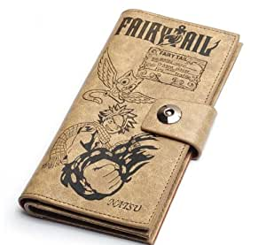 Fairy Tail Cosplay Portefeuille Purse Wallet